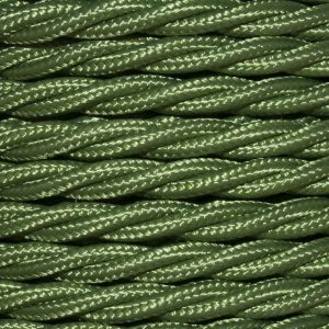 Braided Twisted Cable